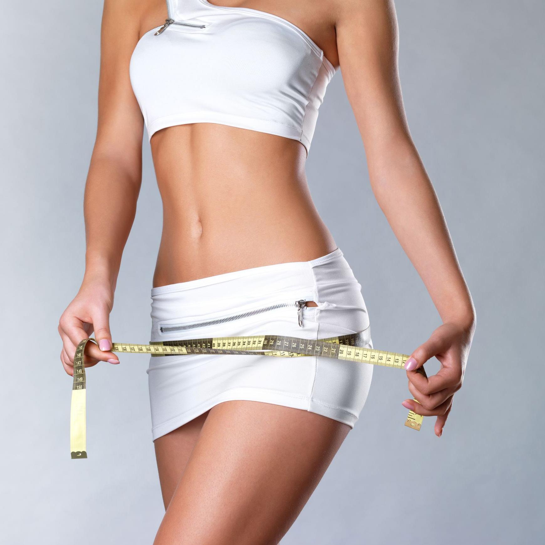 Лучший эффект похудения